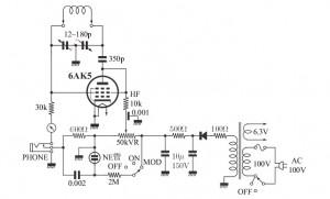 DIPMETER回路図