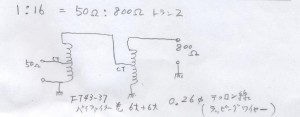 06_アンテナ入力インピーダンス変換