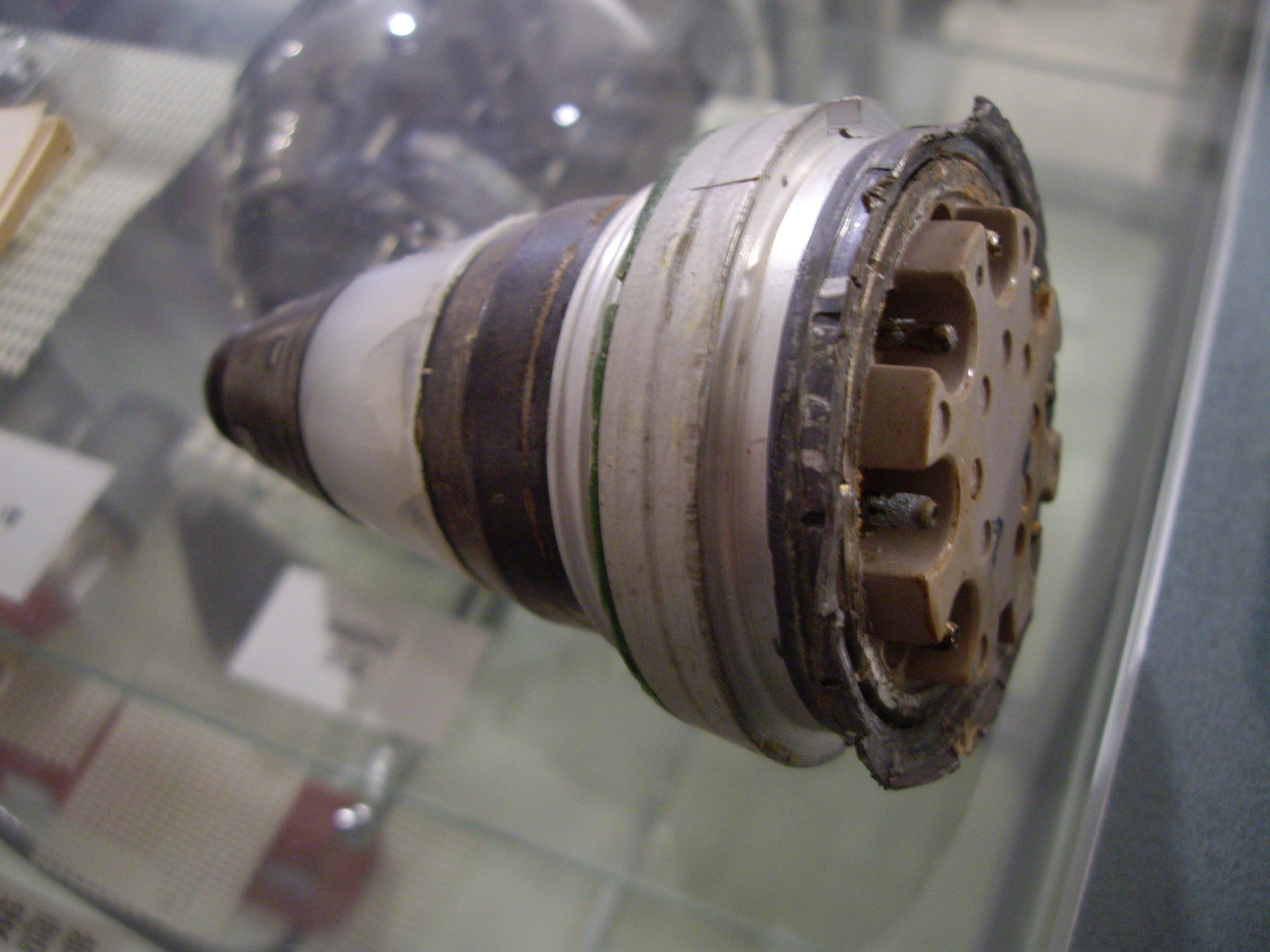 本物のVT信管を初めて見た